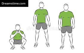 latihan legs day di rumah