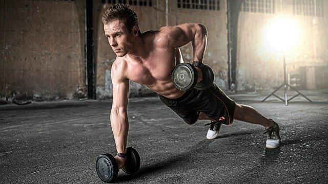 membuat badan berotot tanpa angkat beban