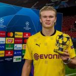 Pemain Paling Berharga di Bawah 21 Tahun,Felix Pepet Haaland