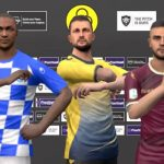 Jersey Polos eFootball PES 2021, Full Polosan | Part IV