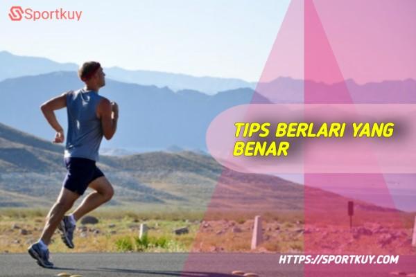 tips berlari yang benar