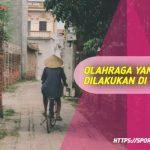 7 Olahraga Yang Bisa Dilakukan di Desa, Cobain Kuy!
