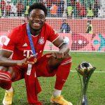 Alphonso Davies Pemain Paling Berharga Zona Concacaf 2021