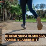 3 Rekomendasi Olahraga Sambil Ngabuburit di Sore Hari